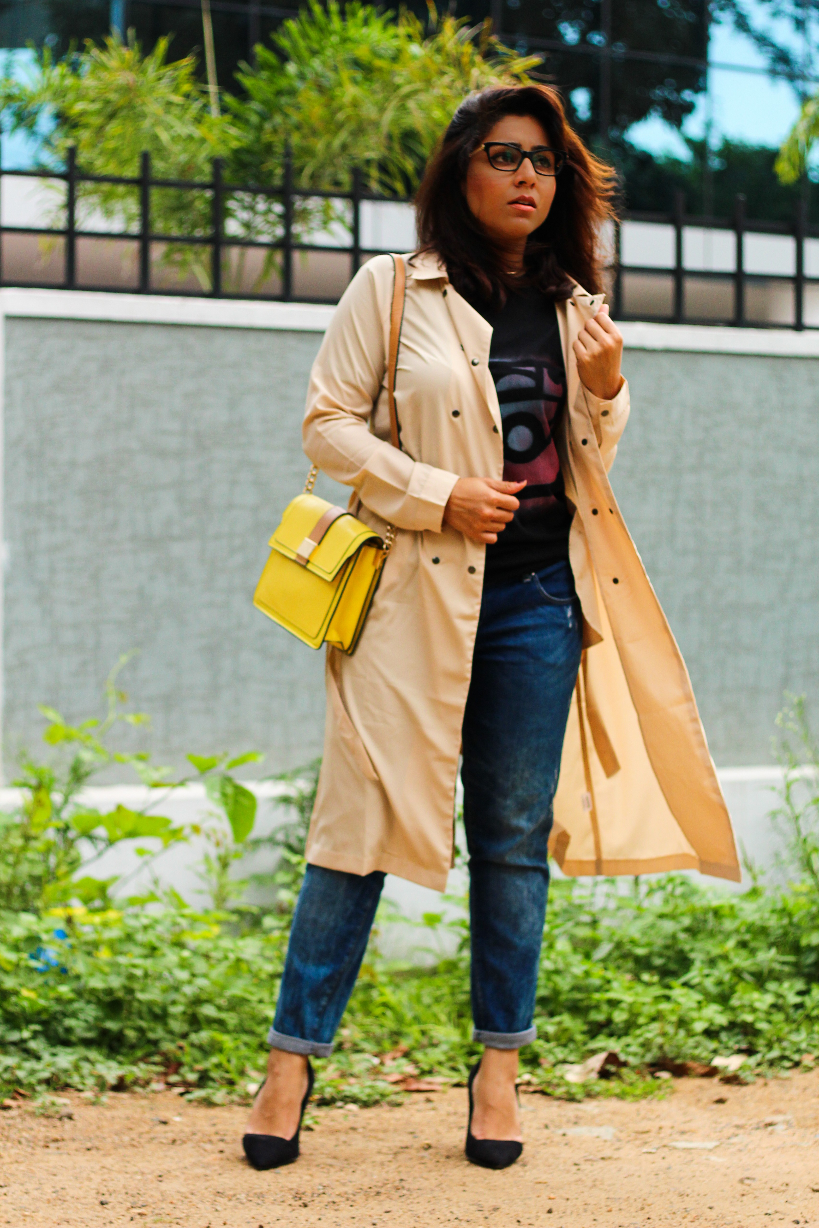 Trench styling part 2