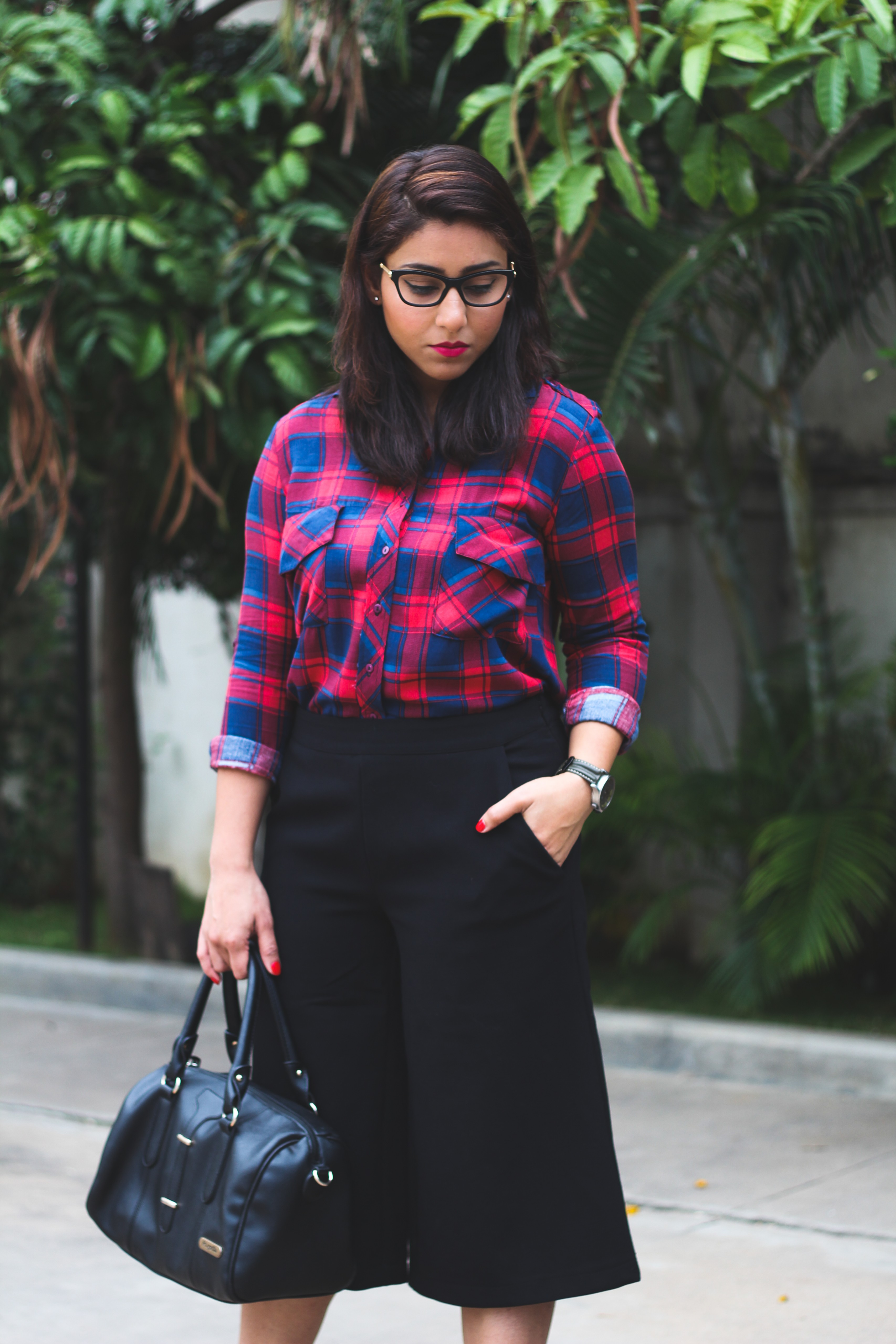 Formal styling with Culottes