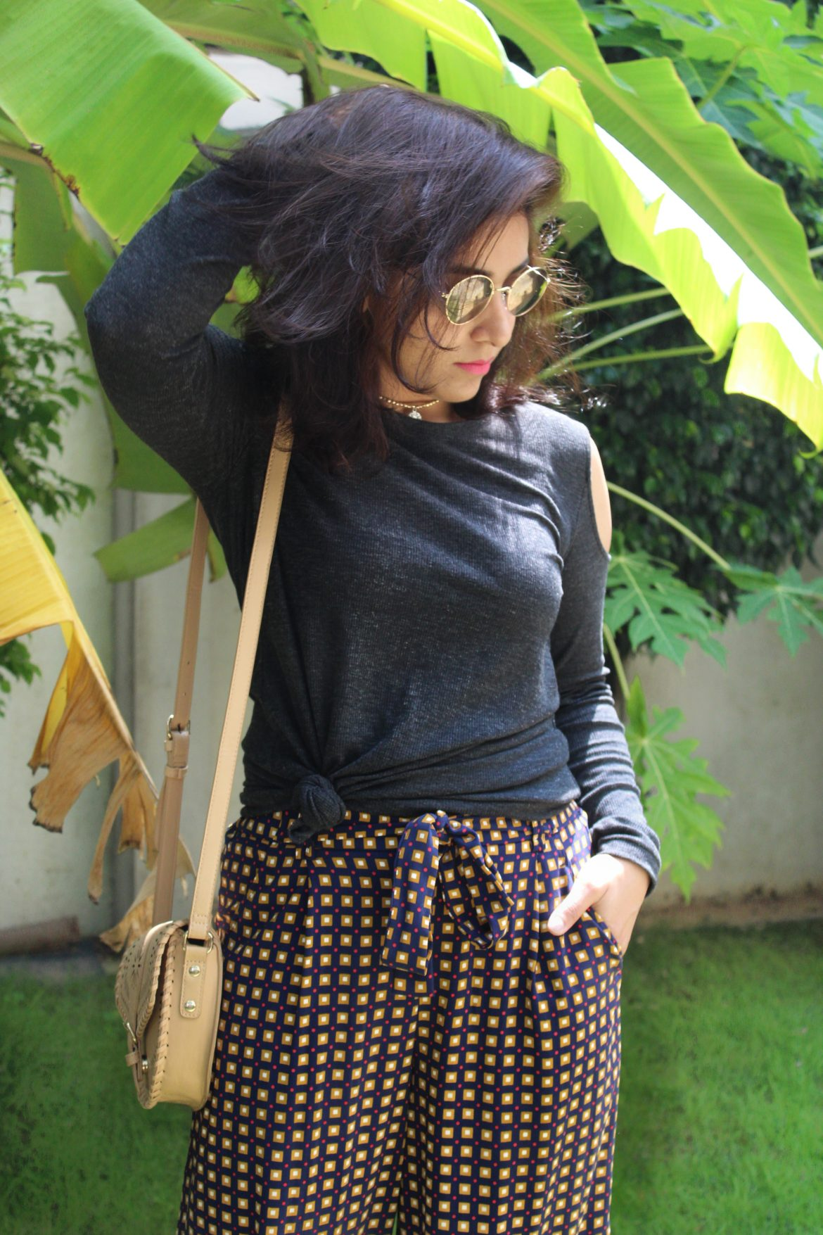 Indian Fashion Blogger - Huesofme