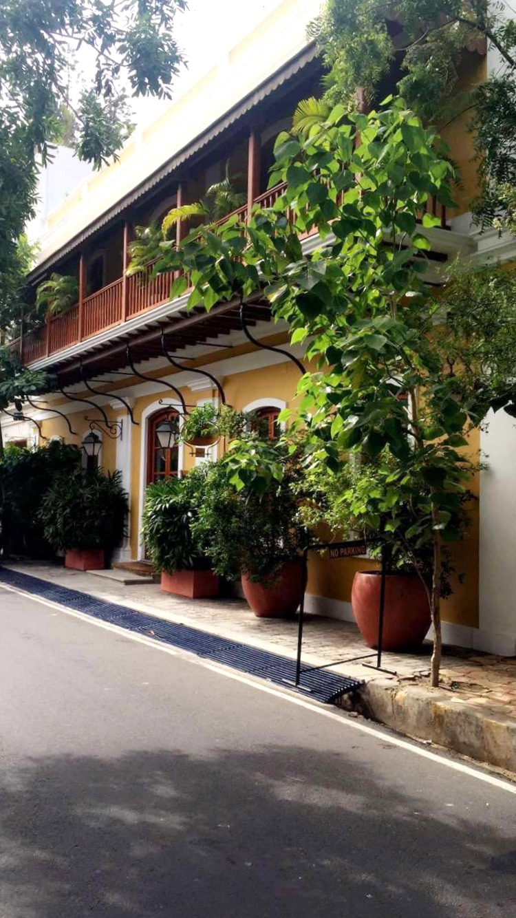 Travel to Pondicherry, HuesofMe in Pondicherry