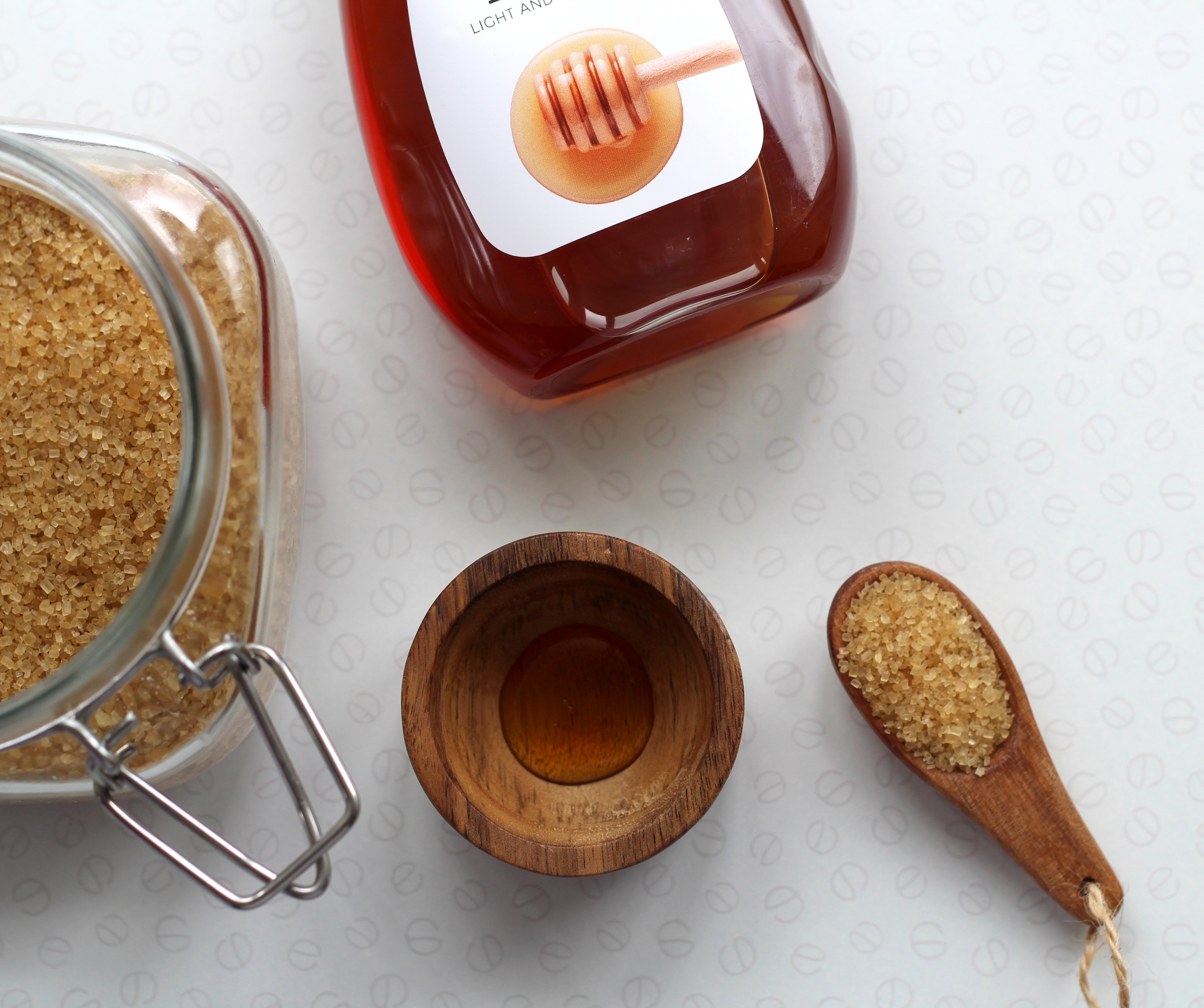 DIY face scrub and mask for soft skin