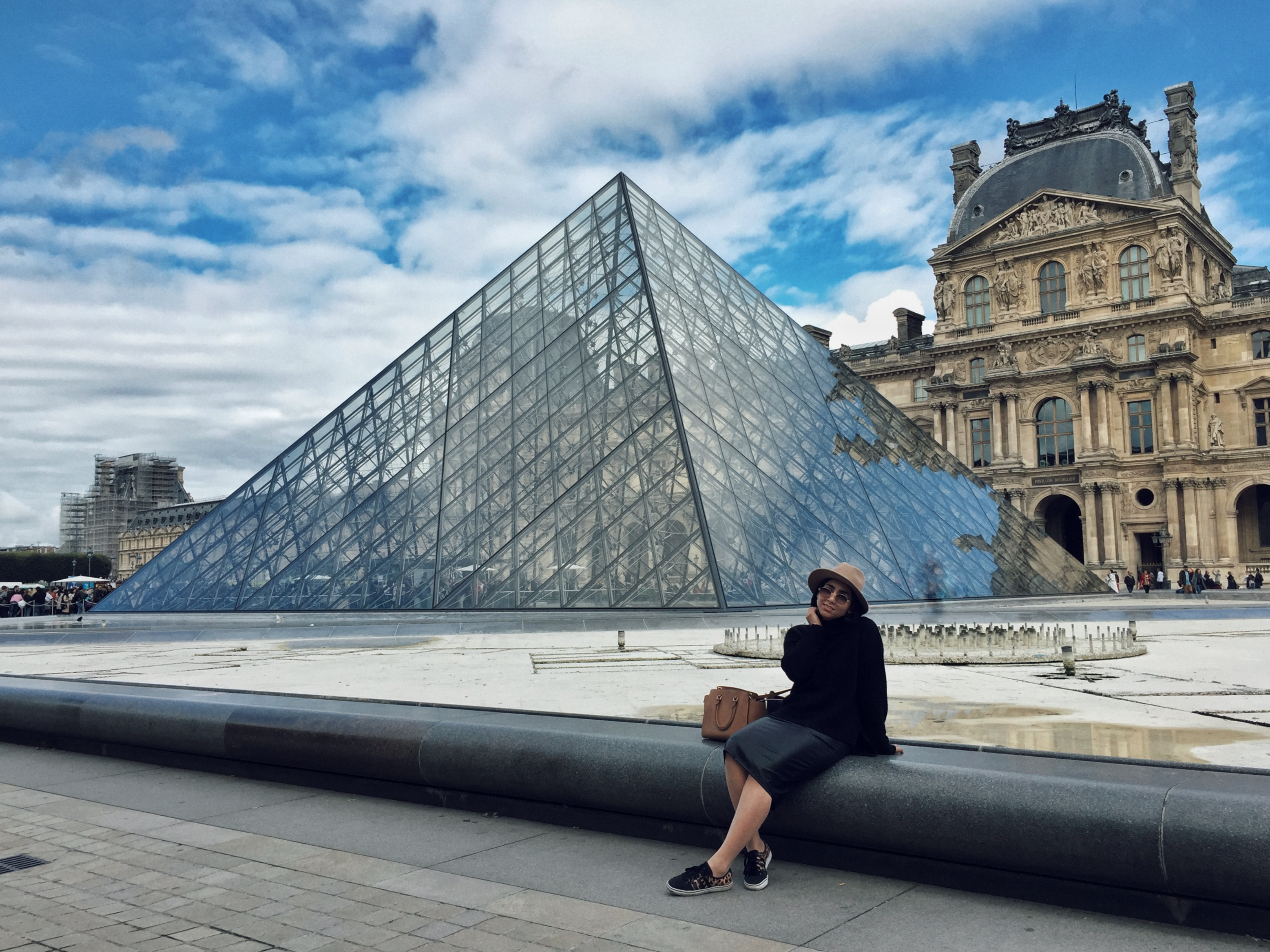 Paris Itinerary