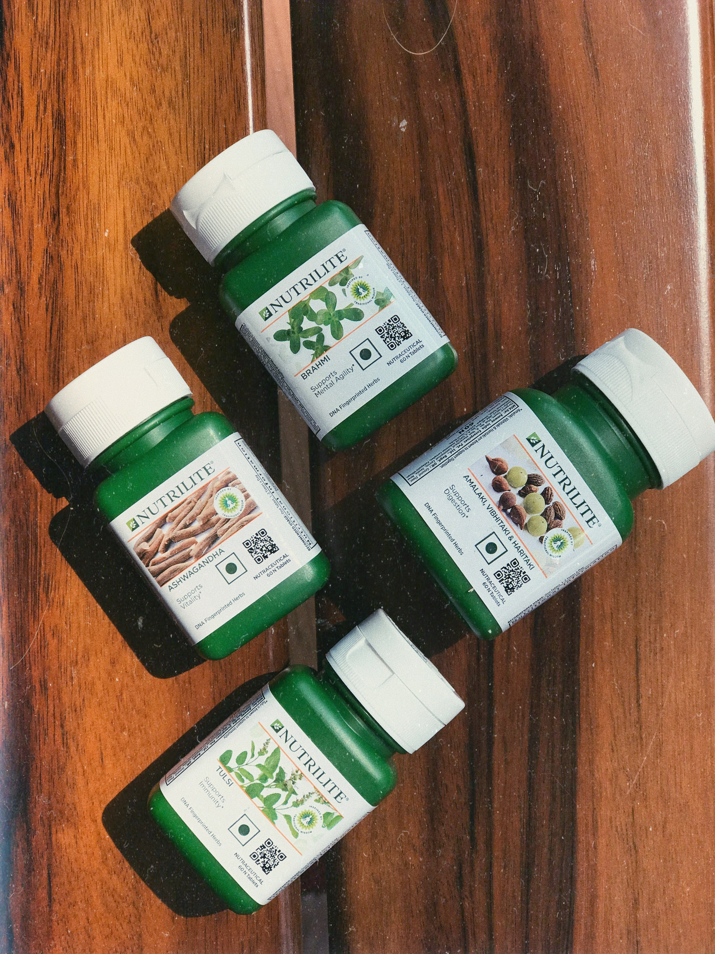 Nutrilite Traditional Indian herbs review, Huesofme blog